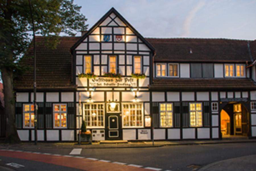 Hotel Zur Post Ladbergen