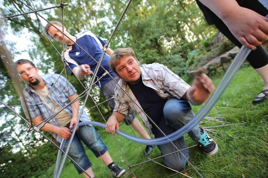 kennenlernen teambuilding Heinsberg