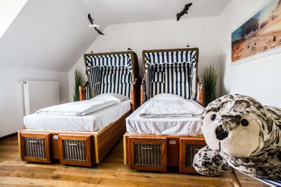 Nordsee-Zimmer | Beverland-Resort