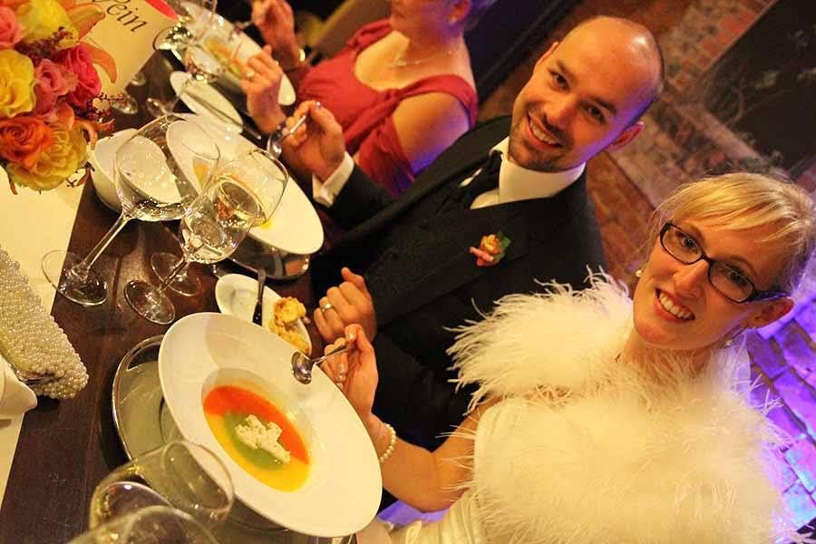 Heiraten im Beverland. Hochzeit von Maren und Marco